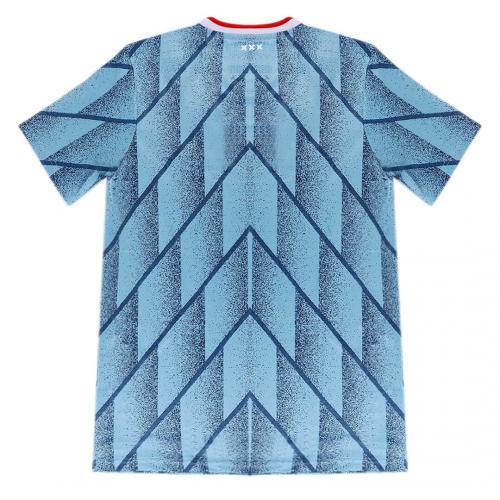 אייאקס אמסטרדם חולצת חוץ לעונת 20 -21 אחורי