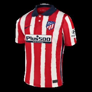 אתלטיקו מדריד חולצת בית 20-21 צבע כחול אדום
