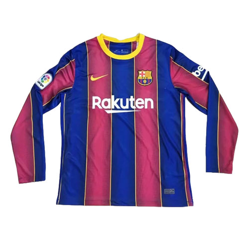 ברצלונה חולצה בית ארוכה 20-21