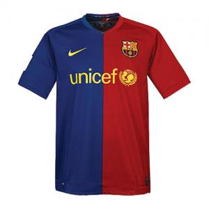 ברצלונה חולצת רטרו עונת 08-09