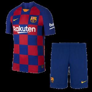 ברצלונה 19-20 סט מכנס וחולצה