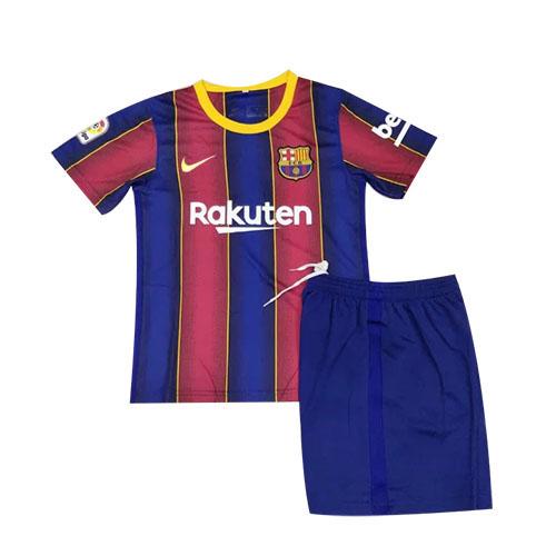 ברצלונה 20 -21 חליפת ילדים מכנס וחולצה