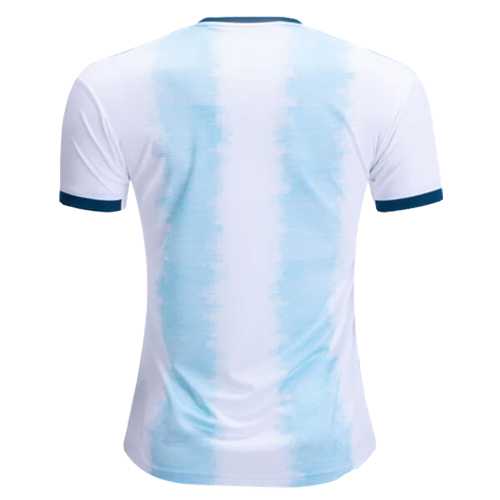 נבחרת ארגנטינה חולצת בית 19-20 אחורי