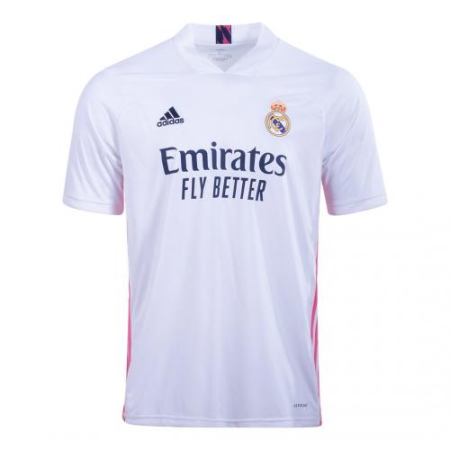 ריאל מדריד חולצת בית לבנה לעונת 20 -21 - Fan Home