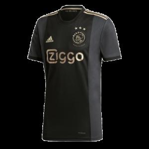 אייאקס אמסטרדם חולצת חוץ לעונת 20 -21 צבע שחור