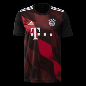 באיירן מינכן חולצת חוץ צבע שחור לעונת 20 -21