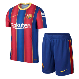 ברצלונה סט 20-21 חולצה ומכנס בית