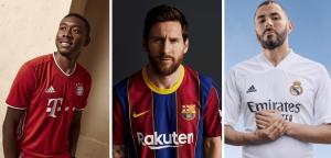 חולצות כדורגל 20-21