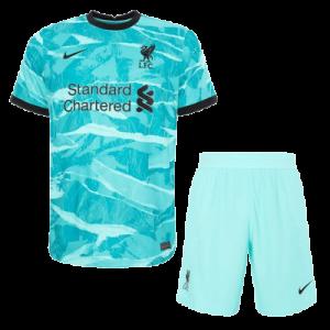 ליברפול 20-21 סט חוץ חולצה ומכנס