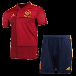 ספרד יורו 2020 סט חולצה ומכנס