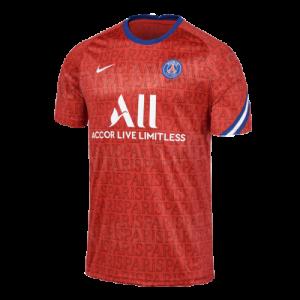פריז סן-ז'רמן (פסז) חולצת חוץ אדומה לעונת 20 -21