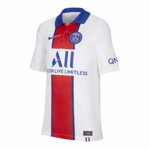 פריז סן-ז'רמן (פסז) חולצת חוץ לבנה לעונת 20 -21