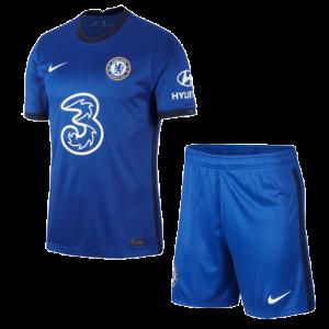 צ'לסי סט 20-21 חולצה ומכנס בית צבע כחול
