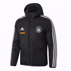 נבחרת גרמניה מעיל חורף 20-21 שחור