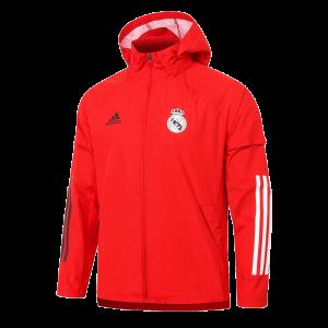 ריאל מדריד מעיל חורף 20-21 אדום