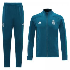 ריאל מדריד אימונית 20-21 טרנינג ומכנס צבע כחול