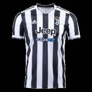 יובנטוס חולצת בית לעונת 22 -21 צבע לבן שחור