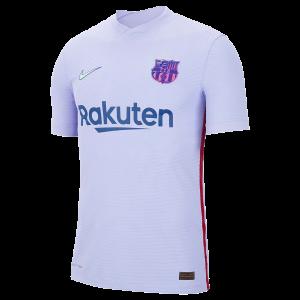 """חולצת בית של קבוצת הכדורגל הספרדית ברצלונה לעונת 22 -21 צבע לבן במבצע החל מ149 ש""""ח קולקציית קיץ של ברצלונה חולצה של מסי,אגוארו,גריזמן,פאטי"""